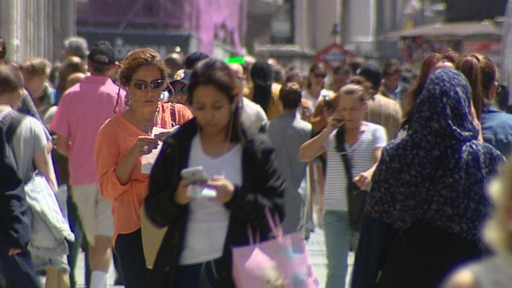 Más de 600.000 extranjeros vinieron a vivir a España en 2018 , es la cifra mas alta desde 2008