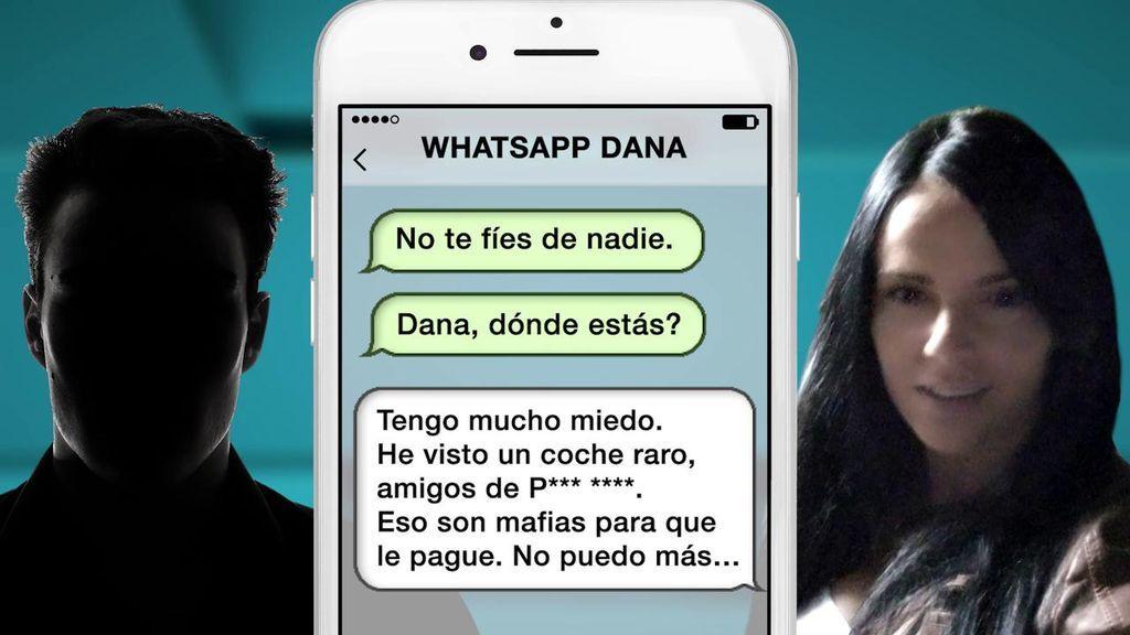 Mensaje de Dana