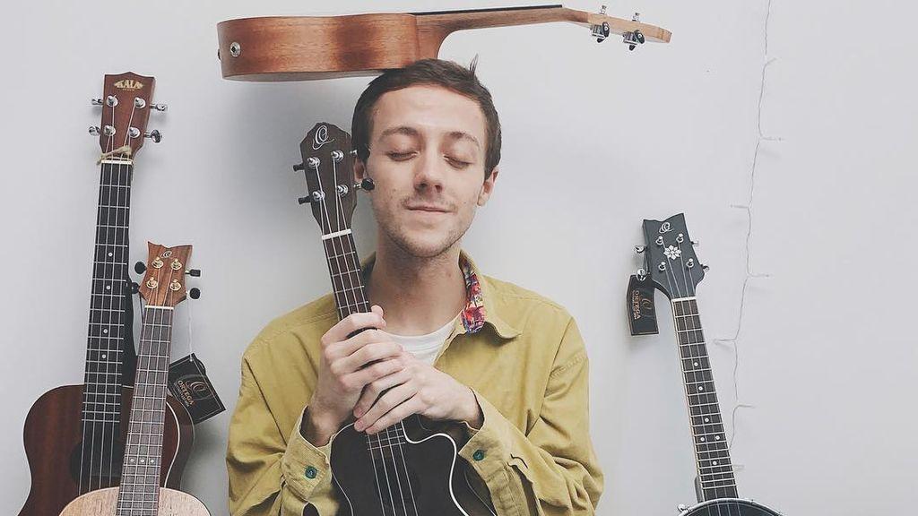 David Rees: de Youtube al Arenal Sound a golpe de ukelele