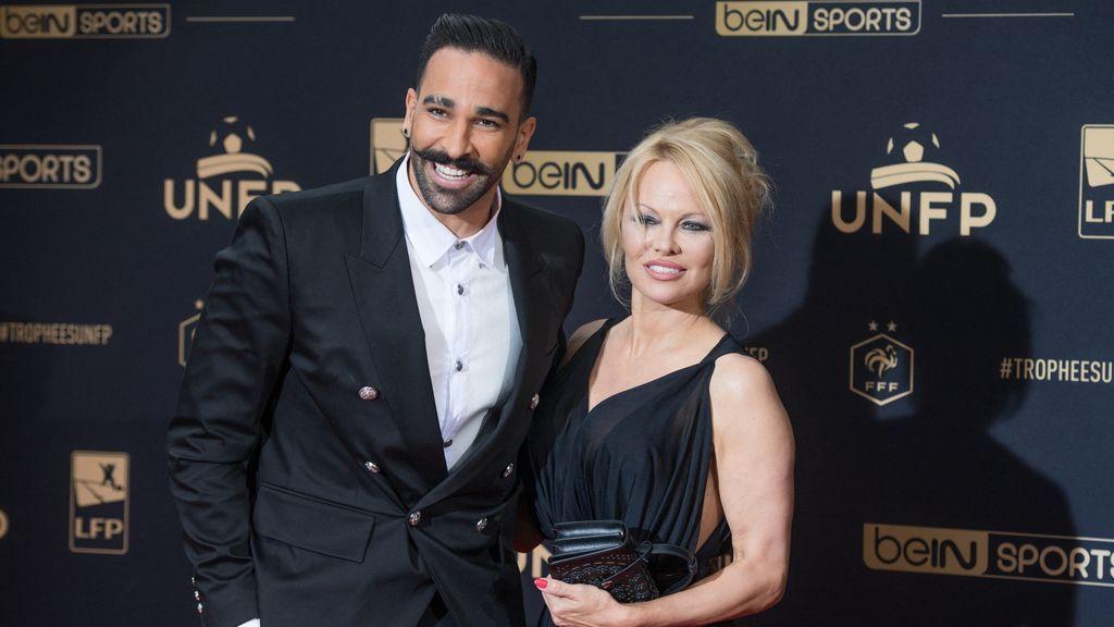"""Pamela Anderson denuncia """"tortura física y emocional"""" del futbolista Rami: """"Llevo guardaespaldas porque me da miedo"""""""