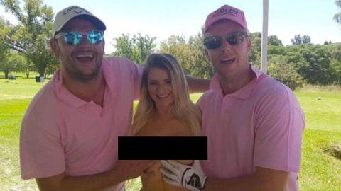 Indignación En El Mundo Del Golf Por Un Torneo En El Que Habrá
