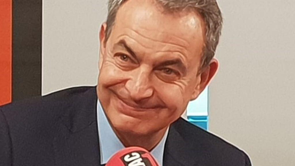 Zapatero apoya los indultos a los independentistas y se niega a llamarles golpistas