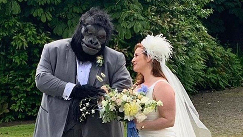 Jorge García dice adiós a la soltería en una divertida boda irlandesa