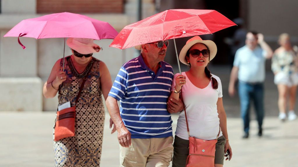 La ola de calor en España provoca que las redes sociales ardan con los memes