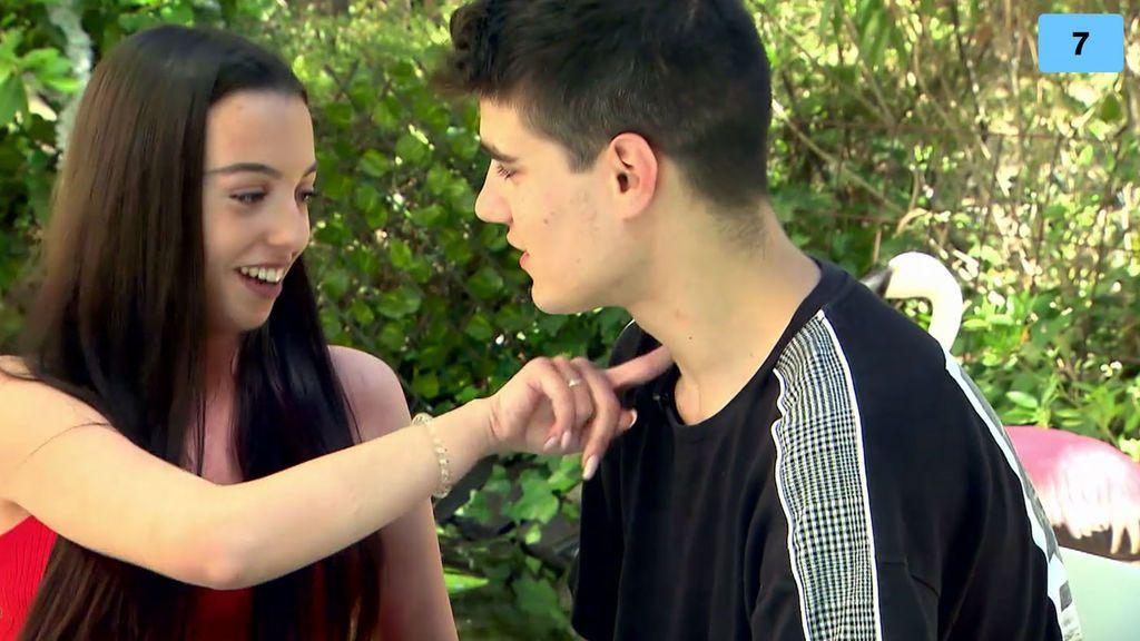 """Julen recupera la ilusión y se besa con otra chica: """"Tenía ganas de conocerte"""" (1/2)"""