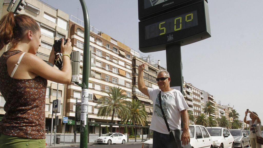 Las olas de calor que achicharran España: 95 episodios desde 1975