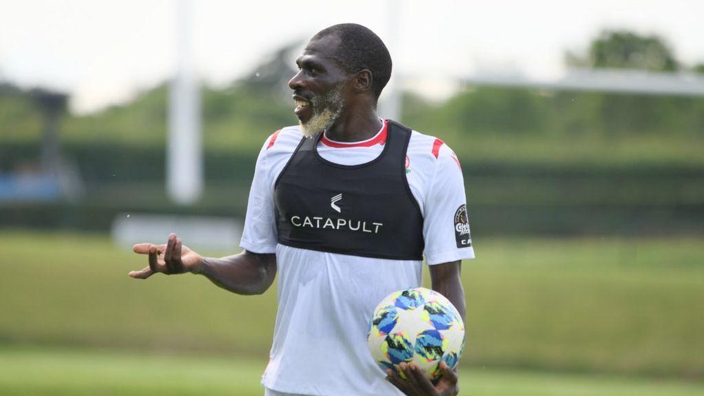 Se generan dudas sobre la edad Joash Onyango, futbolista de la selección keniata