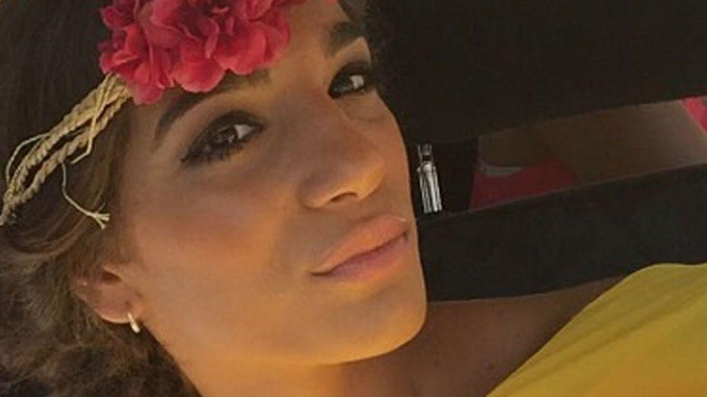 Alma Cortés, hija de Raquel Bollo, embarazada a los 19 años