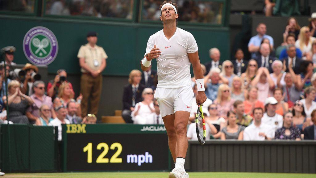 Wimbledon desplaza a Nadal de número dos y confirma a Federer en su lugar
