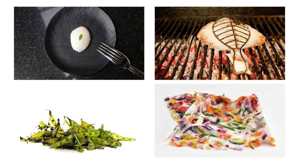 Siete restaurantes españoles entre los 50 mejores del mundo: creamos un menú con  un plato de cada uno