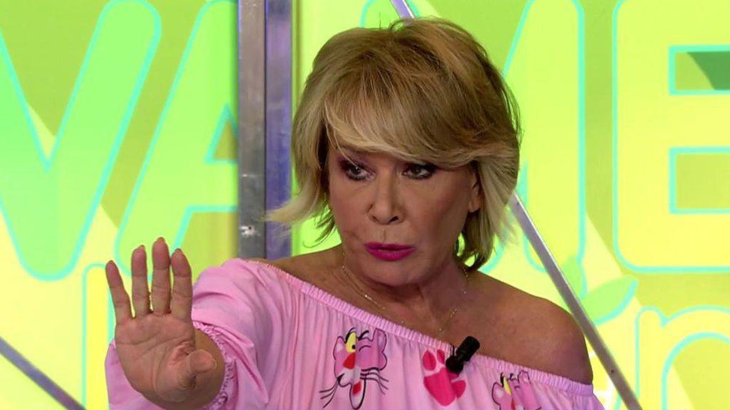 Mila Ximénez brota contra la boda de Belén Esteban