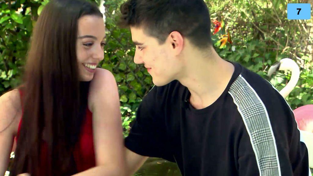 """Julen recupera la ilusión y se besa con otra chica: """"Tenía ganas de conocerte"""" (2/2)"""