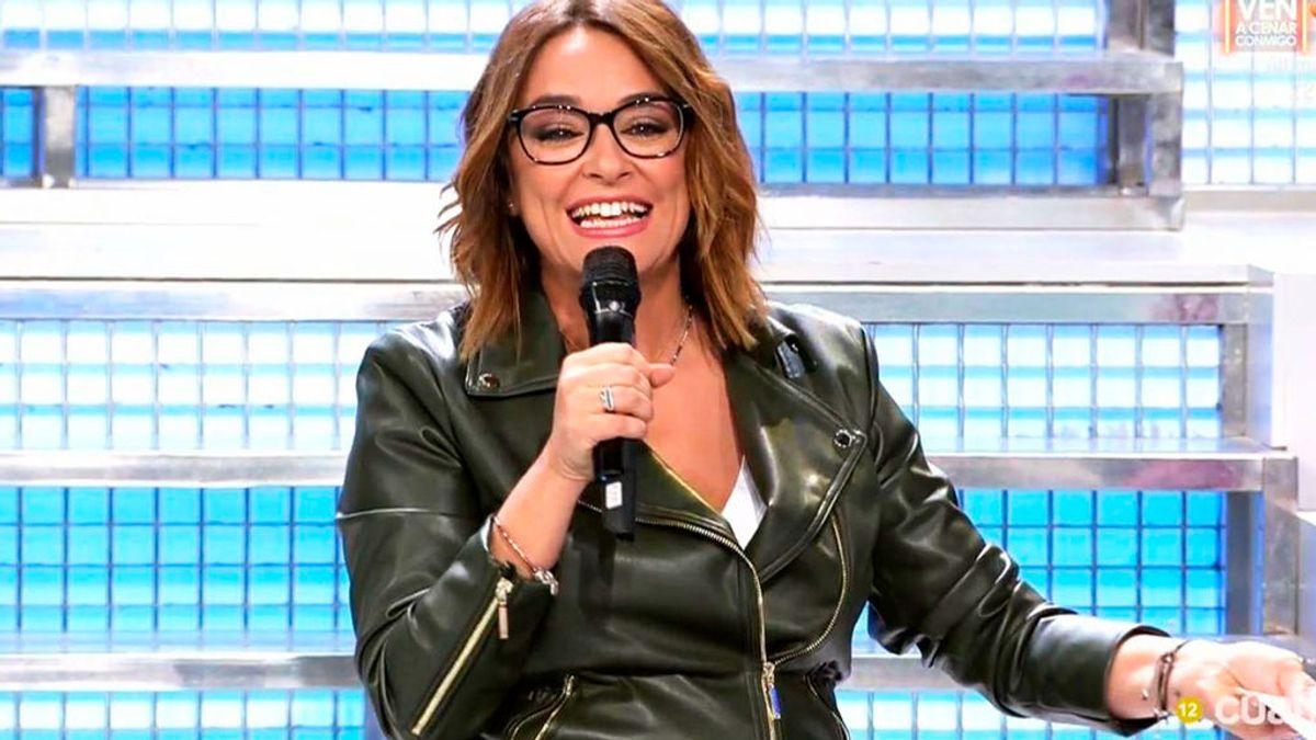 Toñi Moreno está embarazada myhyv