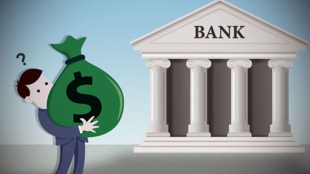 ¿Estaría dispuesto a pagar por tener su dinero en el banco?