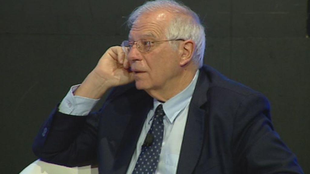 Borrell renuncia a su acta de Eurodiputado para seguir optando a ser ministro