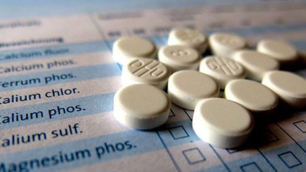 Sanidad retira 66 productos homeopáticos ante la falta de la correspondiente autorización