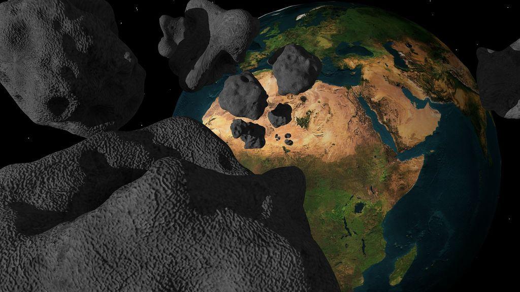 Un asteroide superior a 3 campos de fútbol se acercará a la Tierra este jueves