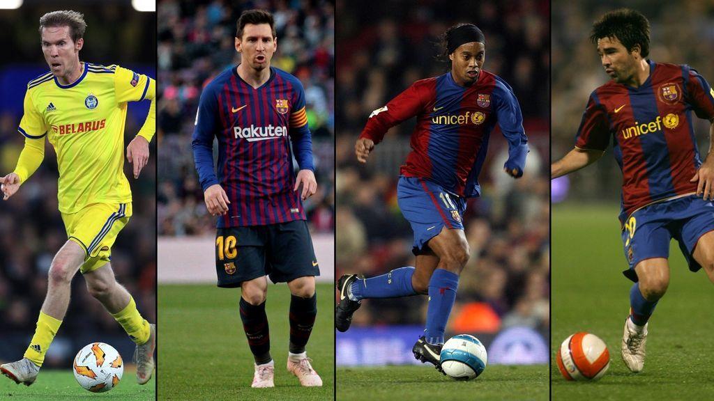 """Hleb: """"Ronaldinho y Deco llegaron borrachos a entrenar. El Barça tenía miedo de que echasen a perder a Messi"""""""