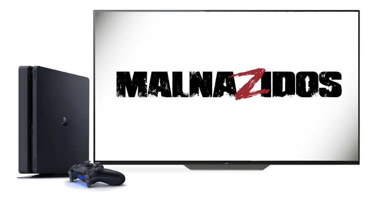 Mediaset y PlayStation Talents desarrollan el videojuego de la película 'MalnaZidos'