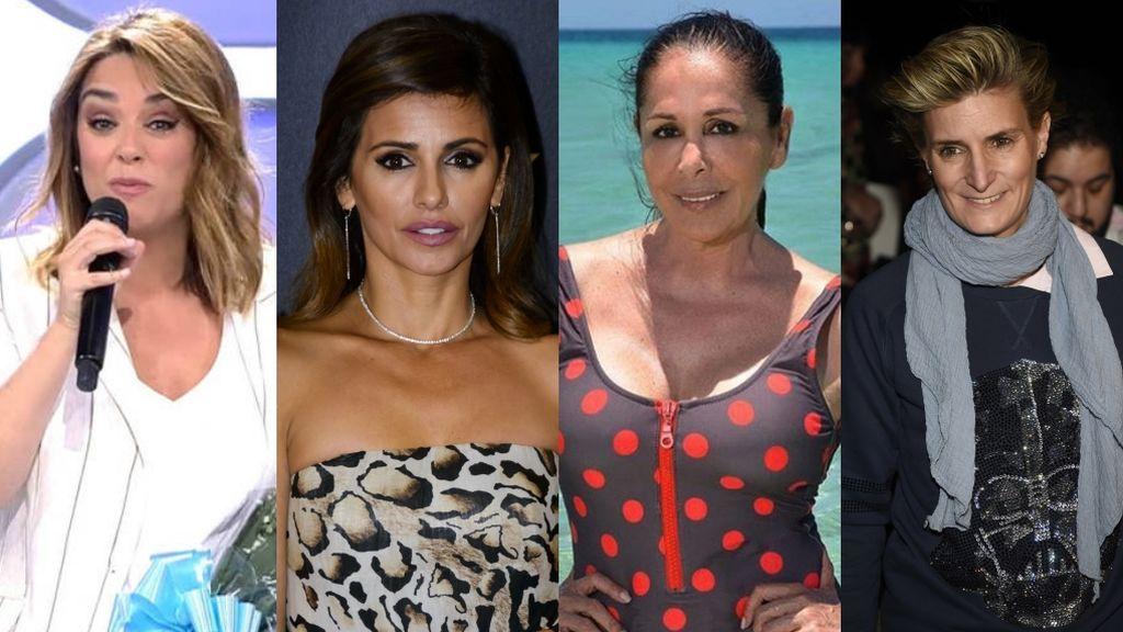 Toñi Moreno y otras famosas que han optado por la maternidad en solitario