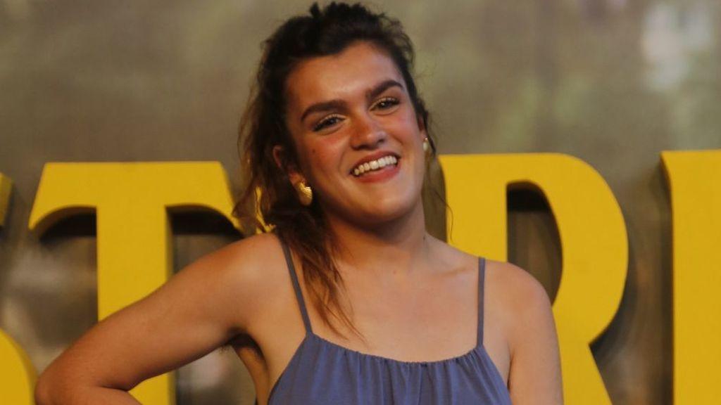 Sin sujetador, sin depilar y con vestido de menos de 20 euros: Amaia o cómo ser una estupenda reina del antiphotocall
