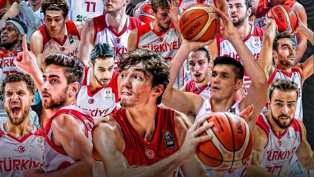 Osman, Korkmaz e Ilyasova, en la lista preliminar de Turquía para la Copa del Mundo FIBA