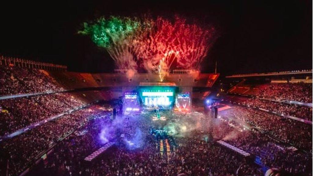 Madrid se prepara para el 'ciclón Carrasco': el cantante aterriza en la capital para actuar ante 50.000 personas