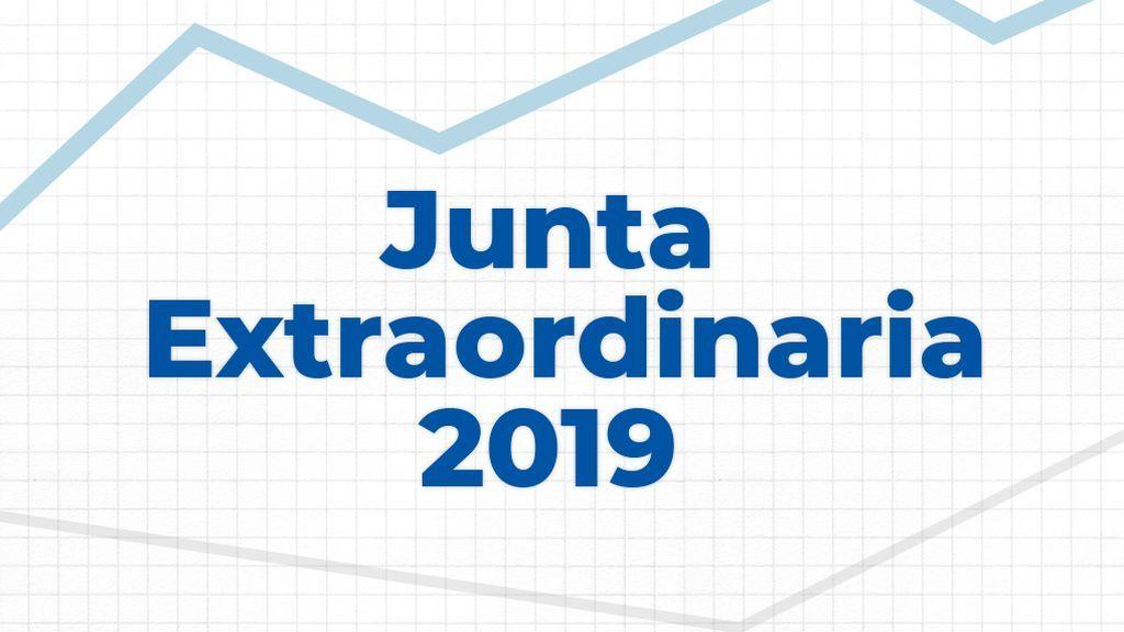 Junta-Extraordinaria