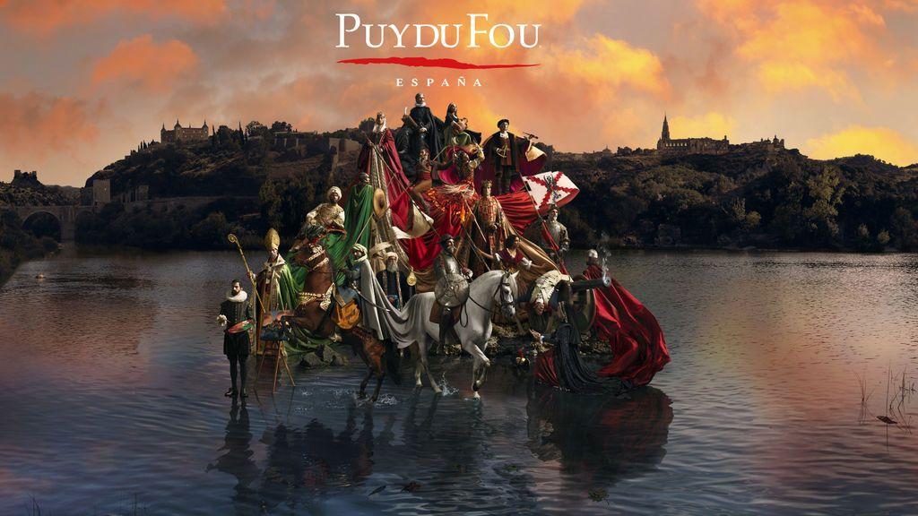 'Puy du Fou' el mejor parque temático del mundo aterriza en España