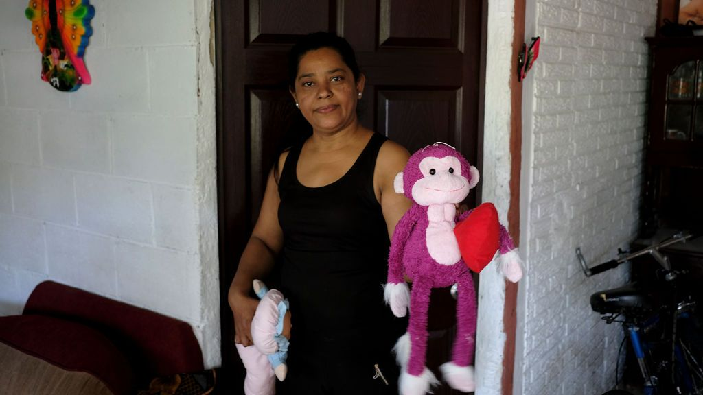 La abuela y madre de las víctimas Río Bravo