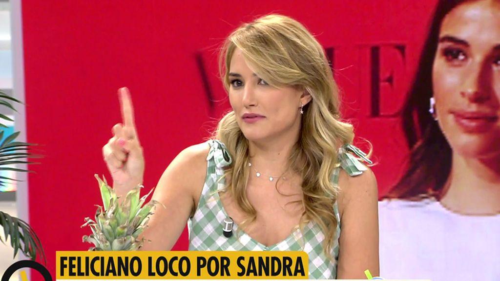 """Alba Carrillo contesta a Feliciano López: """"Las mujeres no tenemos nada que ver con tus victorias o tus derrotas"""""""
