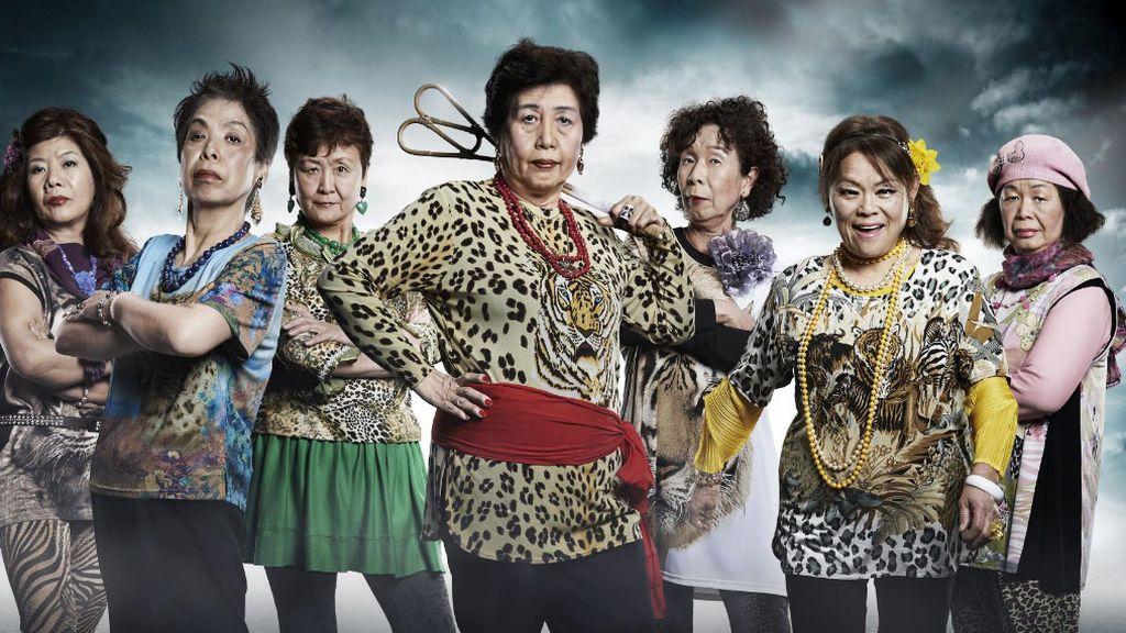 Las abuelas de Osaka empoderan la edad