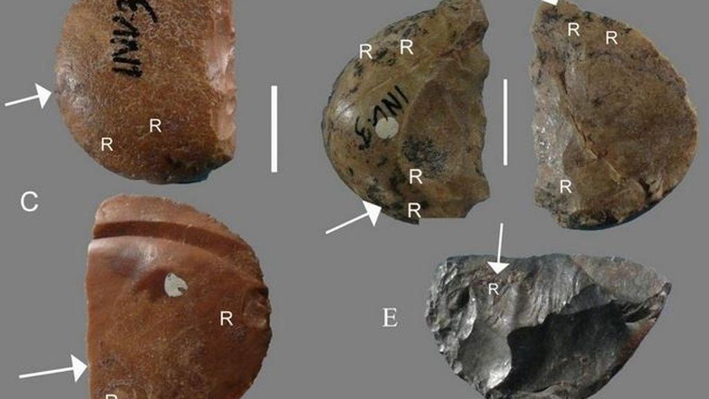 Los neandertales europes, los más listos: inventaron el pegamento
