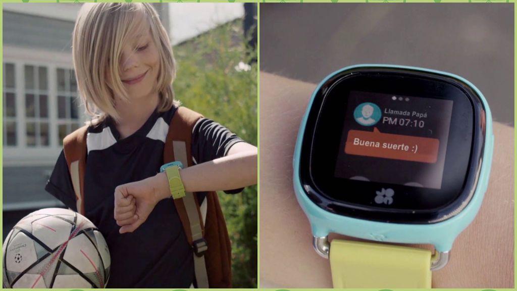 Xplora, el móvil en forma de reloj que te mantiene en contacto con tus hijos