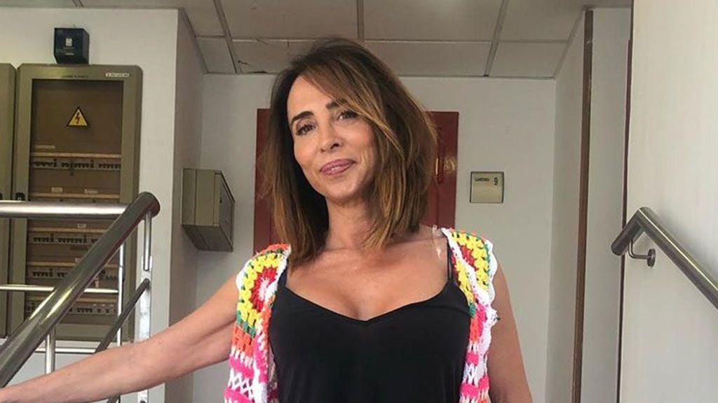 """María Patiño recibe duras críticas por su último posado en bikini: """"Sentirnos seguras"""""""