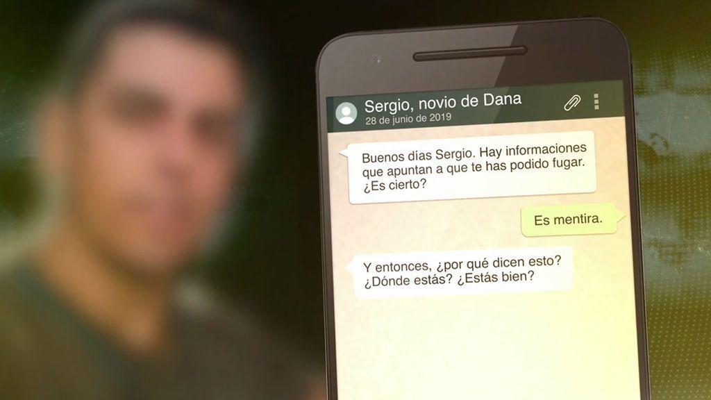 """Exclusiva I El novio de Dana Leonte desmiente que se haya intentado suicidar: """"Estoy bien"""""""