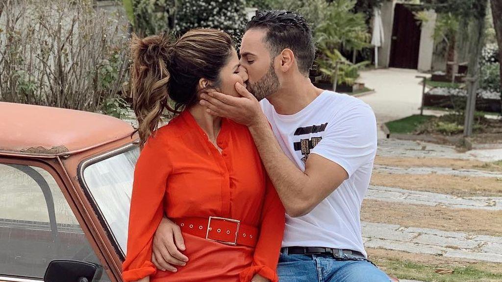 "Asraf sorprende a Isa Pantoja con un regalo: ""Gracias por estos seis meses de amor"""