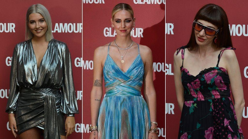 El pelo plata de Alba Díaz y las gafas tendencia de Natalia Ferviú: la fiesta de verano de Glamour en honor a Chiara Ferragni