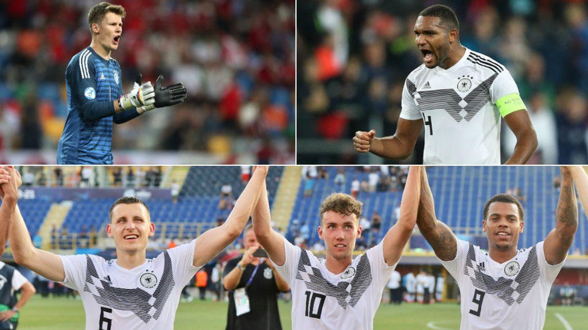 Los peligros de Alemania: cómo es el rival de España en la final de la Europeo Sub-21