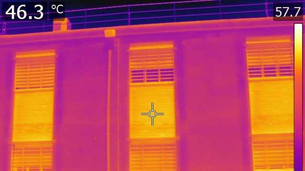 Dos claves para huir del calor: el aislamiento y el color