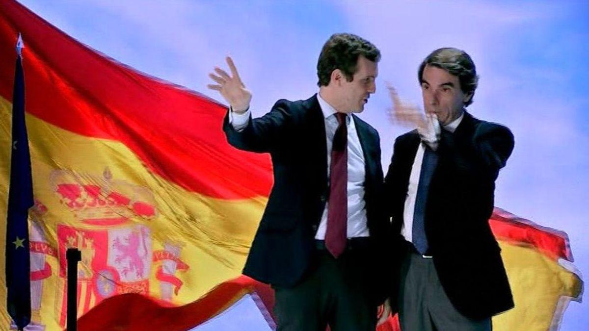 Casado inaugura el lunes con Aznar un curso de FAES tras cuatro años de ausencias del PP