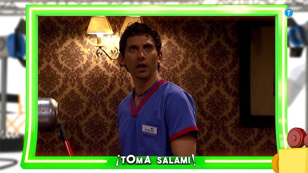 Toma salami