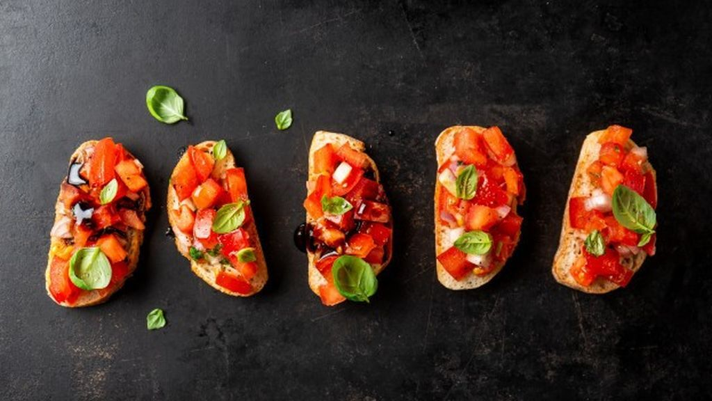 El tomate acepta muchísimas combinaciones.
