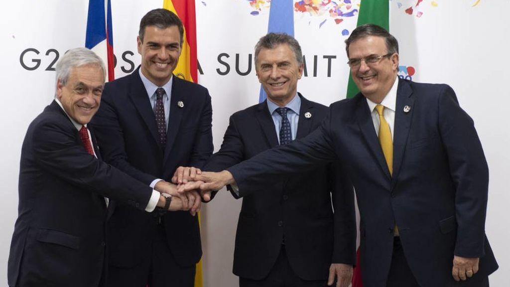 La UE y Mercosur firman un acuerdo de libre comercio