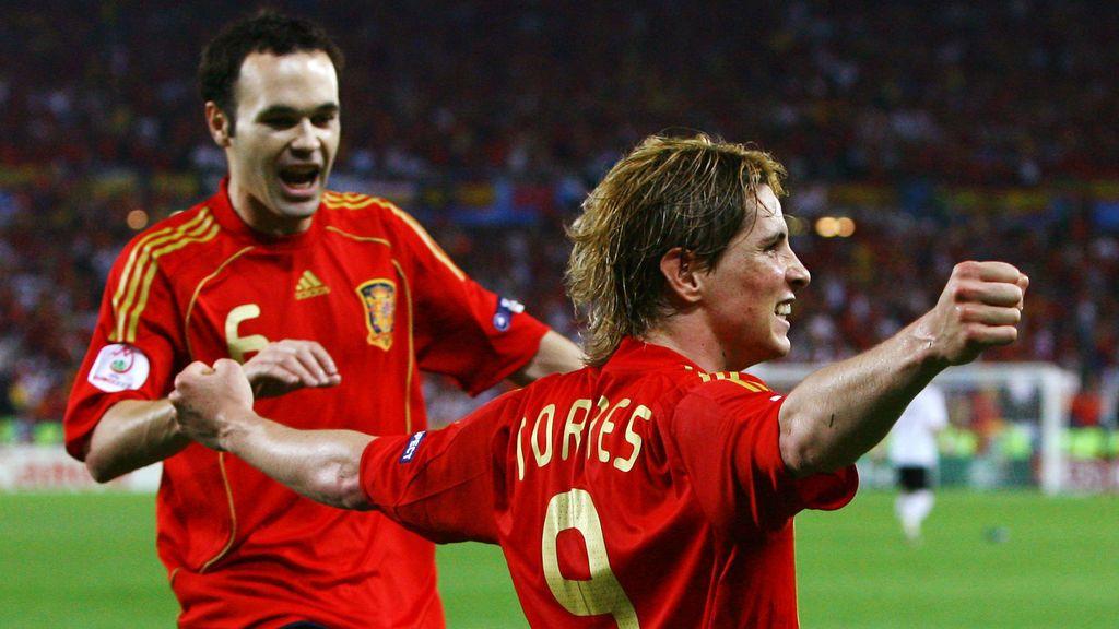 Los herederos de la Eurocopa 2008: La Sub21 recuerda a la generación dorada de España