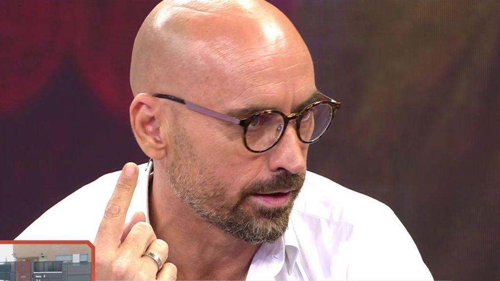 """La rajada de Diego Arrabal: """"Mi programa no daba un duro porque yo fuera a conseguir las imágenes"""""""