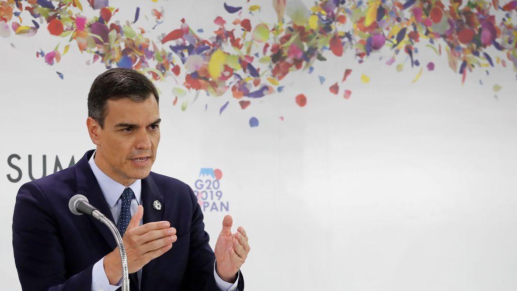 """Sánchez llama a la responsabilidad de los partidos porque España """"necesita un Gobierno en julio"""""""
