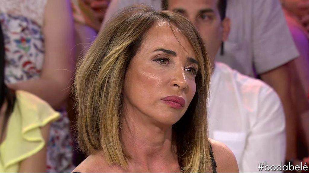 """María Patiño, muy dolida por los ataques de Diego Arrabal: """"Dejemos de despreciar a las mujeres"""""""