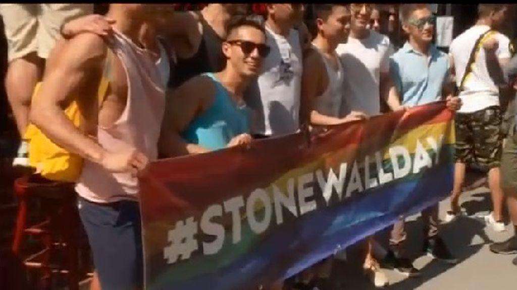 50 años de Stonewall: la redada que alumbró la lucha LGTBI por la igualdad