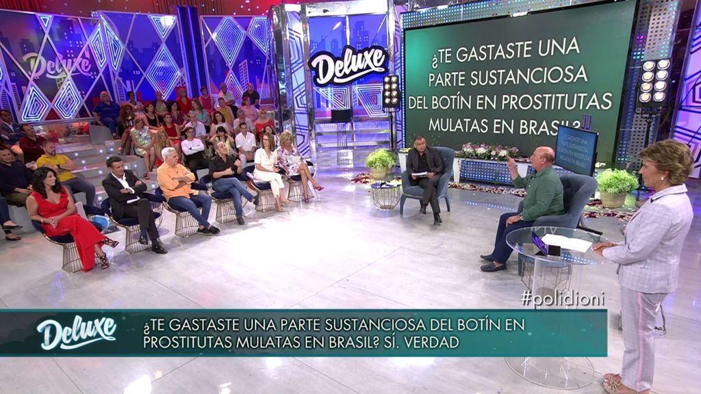 El enfrentamiento entre Dioni y Víctor Sandoval